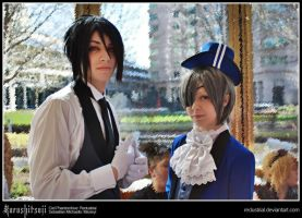 Kuroshitsuji Anime Boston 2010 by Redustrial-Ruin