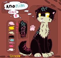 Anonim 2014 by sheepwreck