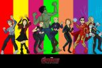 Avengers: Age Of Ultron Dance by AvengerBlackwidow