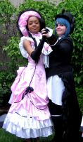 Ciel Phantomhive Duo by PMconfection