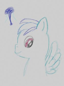 Color Pencil Tempest by Samantha0912
