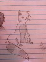 So I Drew During Class by PresidentGasman