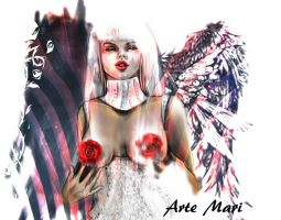 angel by mari82giac