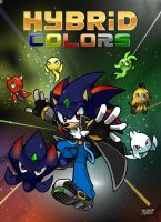 HYBRiD COLORS cover by LeatherRuffian