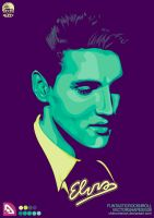 ELVIS by vhenomenon