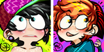 Dumb ICONS - Sept14 by Captain-Hotpants