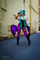 Morrigan by Lily-in-Leather