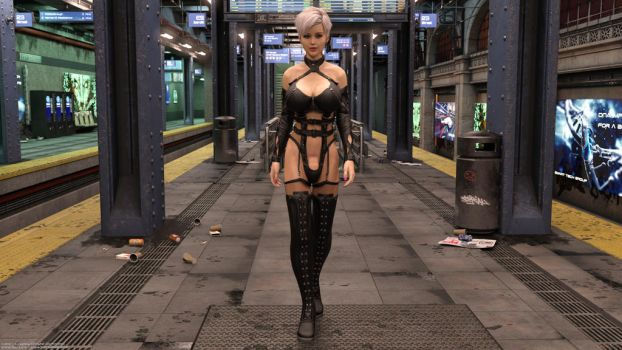 Clare-cosplay-christie-dominatrix-003b by Clare3Dx