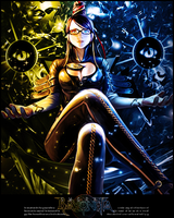 Bayonetta signature. by swgraf