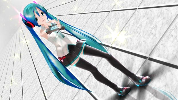Lat-type Miku modified V4X model coming soon by YohlLefrat