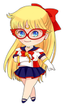 Sailor V by babiry