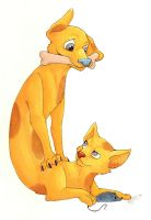 CatDog by Rodent-blood
