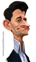Paul Ryan by pxmolina