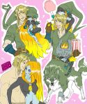 Link and midna luv by rinoaneko