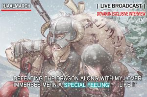 Skyrim Specia Feeling by katorius