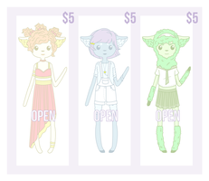 Fluffy Sheep Adopts [OPEN] by DeadBegonia