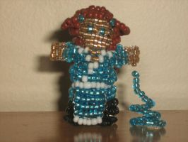 Katara Bead Buddy by PurpleMonkey4eva