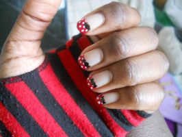 Minnie Mouse Inspired by t-tasha