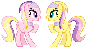 G3 Flutter Twins by Durpy