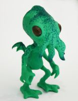 Toxcotoy-Baby Cthulhu by IgorSan