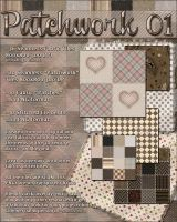 Patchwork 01 by cosmosue