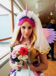 Princess Cadence Cosplay by Amenoo