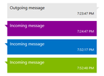 Windows 8 Messaging style by SoapyHamHocks