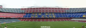 Camp Nou by Chardo23