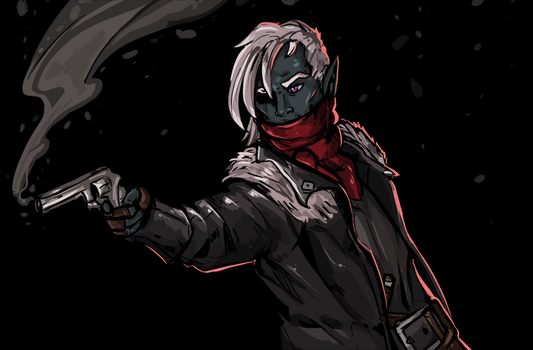 Ailanthus but, like, inspired by Darkest Dungeon by Gengalery