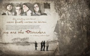 The Outsiders by Seleyah