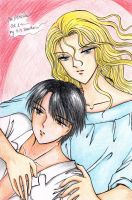 Sei/Hiroshi by Joanther