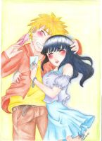 naruhina letter exchange by ariu-chan