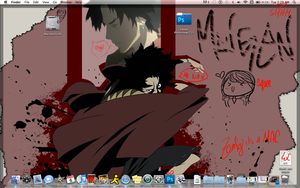 Mugen Wallpaper by XmzlazyheadX