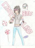 CAndyland BOTDF by Snake-Freak