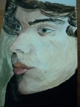 Harry Styles by Paintedingold
