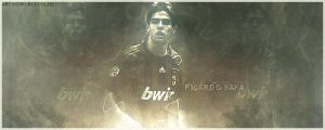 KAKA SIG IN PHOTOFILTRE by DubleD