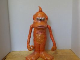 Blinky from the Black Lagoon Potatohead by Potatoheadmaster
