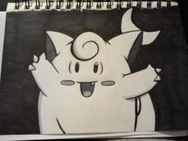 Clefairy by pp2