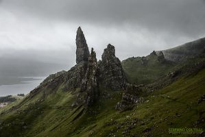 Old Man of Storr by Stefano-Coltelli