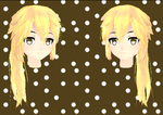 MMD-Medium Low Ponytail by OPening-Andin