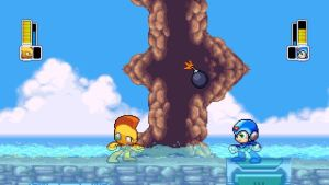 GAME: Megaman Powered Up Remix by OIlusionista