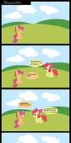 Flying Problems by Huskkies