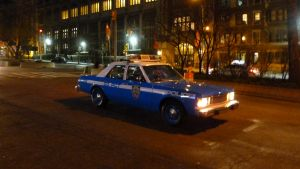 Cop Car Throwback by LordNobleheart
