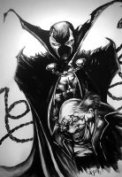 sPawn with Clown by Ozeph