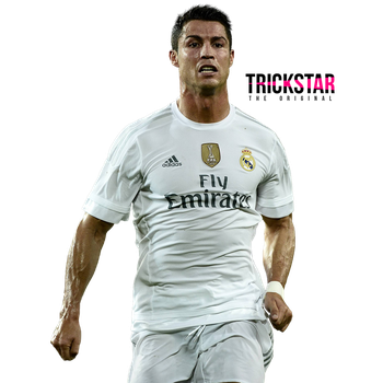 Cristiano Ronaldo - Render |2015/2016|Real Madrid by eL-Kira