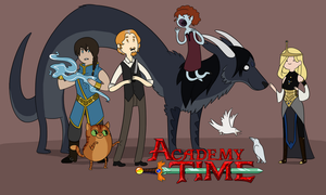 Academy Time by Serpentwined