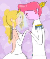 OTP Challenge- Day 26- Getting Married by AlwaysForeverHailey