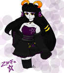 Zari by TwistedCorn