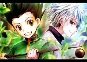 Hunter X Hunter by Shumijin
