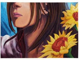Acrylic : When Summer Ends by Strong-Machine